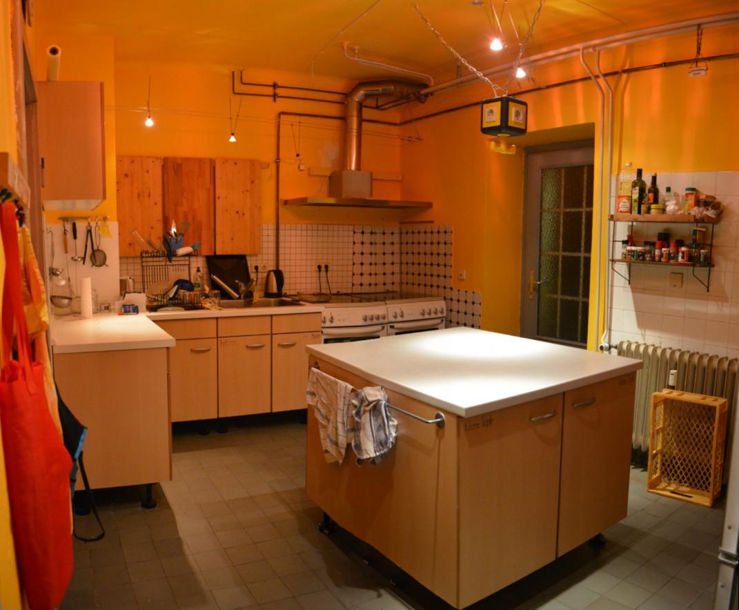 Küche | Evangelische Studentengemeinde Dresden