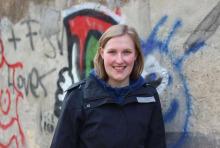 Henriette, unsere Newsletter-Verantwortliche.
