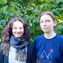 Mirjam und Johanna
