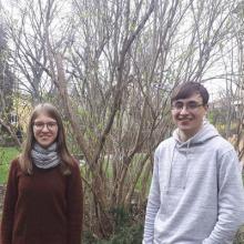 Alexandra und Martin